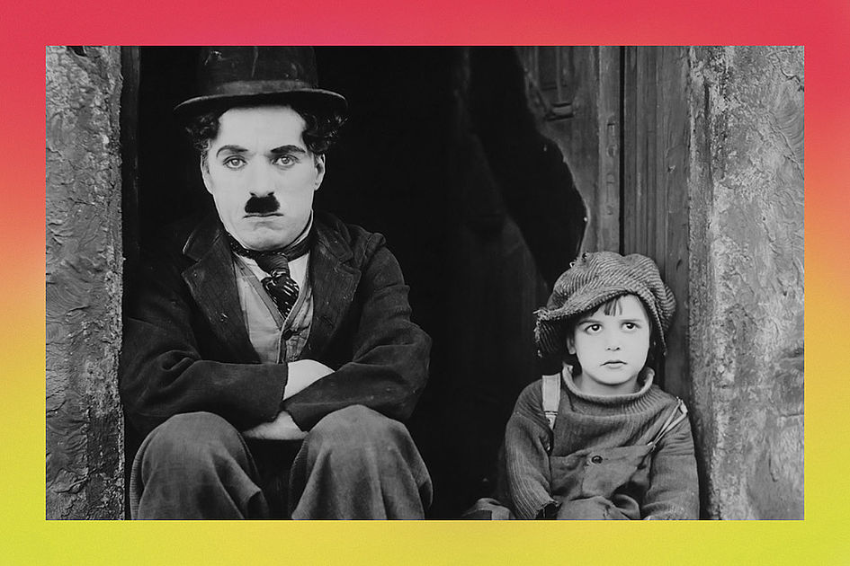 Blitzeis und Fata Morgana: Charlie Chaplin
