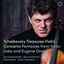 Guy Braunstein Tschaikowsky: Violinkonzert op. 35