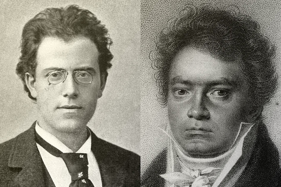 Beethoven, Mahler, Rihm