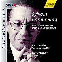 Sylvain Cambreling dirigiert das SWF-Sinfonieorchester Baden-Baden