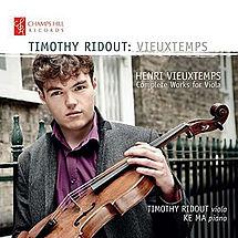 Henri Vieuxtemps Sämtliche Werke für Viola & Klavier