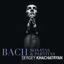 Bach Sonaten & Partiten für Violine BWV 1001-1006