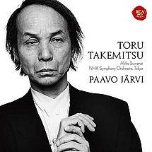 Toru Takemitsu Orchesterwerke
