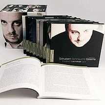 Schubert Lied-Edition (12 CDs)