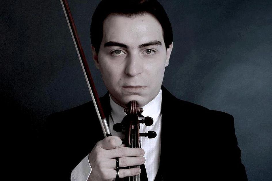 Fensterarkaden: Mendelssohn und Bruch