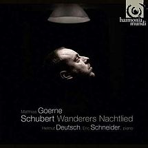 "Schubert Lied-Edition Vol. 8 ""Wanderers Nachtlied"""