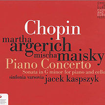 Chopin Klavierkonzert Nr. 1
