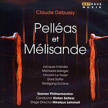 Debussy Pelleas und Melisande (DVD)