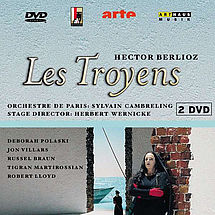 Hector Berlioz Les Troyens (2 DVDs)