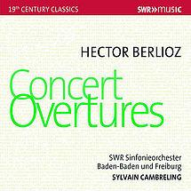 Hector Berlioz Ouvertüren
