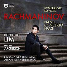 Sergej Rachmaninoff Klavierkonzert Nr. 2