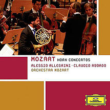 Mozart Hornkonzerte Nr. 1-4