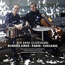 Per Arne Glorvigen Konzert für Bandoneon, Cello & Streichorchester »Dos Noruegos en Buenos Aires«