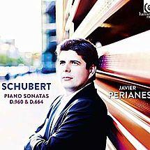 Schubert Klaviersonaten D.664 & 960
