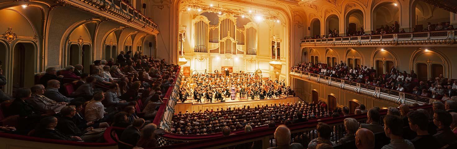 Symphoniker Hamburg | © Maxim Schulz